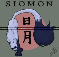 Siomon by xcrystallinextearsx