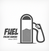 fuel gaming logo by rEspaWn16