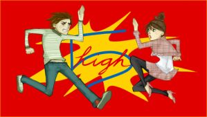 HIGH5 by poch