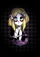 Lenore The Cute Little Dead Girl by ALexRiver