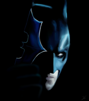 I am Batman by ArchXAngel20