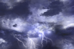 Thunderstorm sky dark clouds ~ STOCK by AStoKo by AStoKo