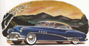 age of chrome and fins: Buick 2 by Peterhoff3