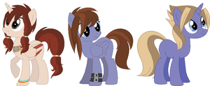 Customs for Shadowrosa6 by Violet-BlueAdopts