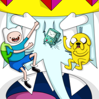 Adventure Time! by betamax777