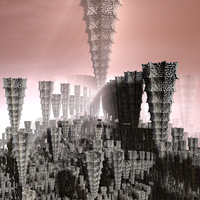 The Tower of Labyrinths by Aexion