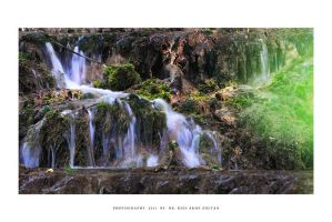 Fa'tyol waterfall by DimensionSeven
