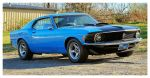 1970 Ford Mustang by TheMan268