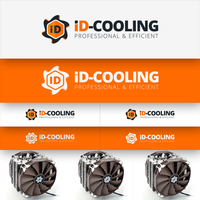 ID-Cooling Logo Concept by atty12