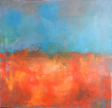 Red field by KennethWilson