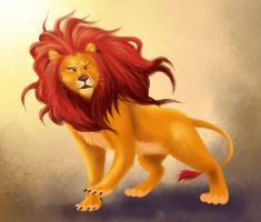 LION by hyuthefish