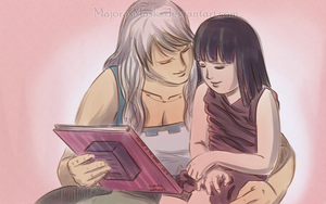 What it Could Have Been (Olvia and Robin from OP) by MajorasMasks