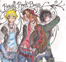 RowdyRock Boys by sweetxdeidara