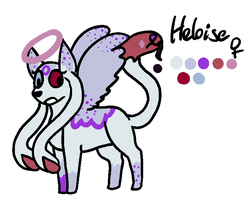 Heloise reference by kittystuff