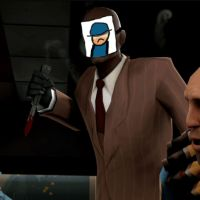 TF2 quick changing spy by ninjaEliXD