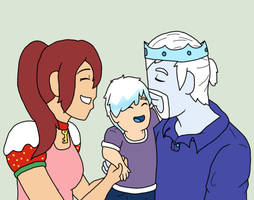 Snowberry Family Moments by RGSnowBellz