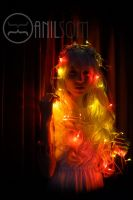 Ghost of Christmas lights? by soi11