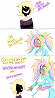Insults (1/2 gift) by KillingKate1