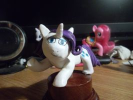 Rarity statuette painted MK2 by McMesser