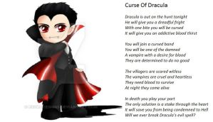 Curse Of Dracula by demonrobber