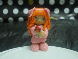Figurines Updated : Sleepy Doll 2 by MayaElixir