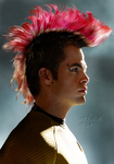 Captain James Punk Kirk (first version) by Prue84