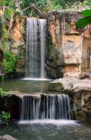 Manmade Waterfall by josgoh