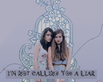 I'm not calling you a liar by quiteaudacious