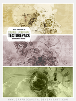 Vintage Flowers #2 [Texture Pack] by graphicavita