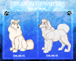 SOW: Taloka's siblings by YoungLioness