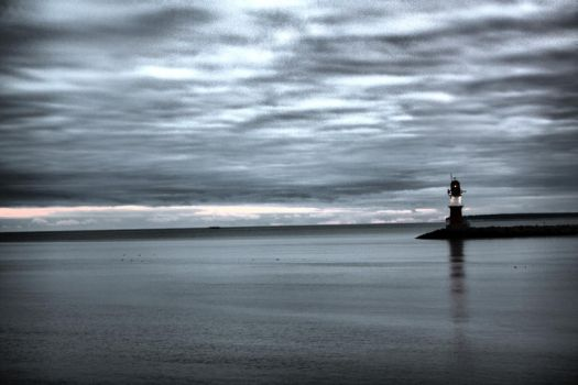 Lighthouse by Katerianer