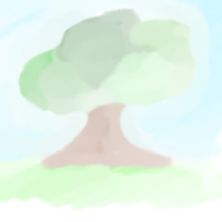Tree by Kalliely