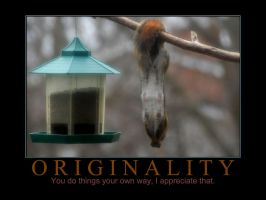 Originality by MichelLalonde
