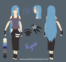 Kyuu profile by AkumuAkatalina