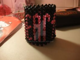 'heartless' cuff by amyswlee