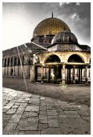 Dome of the Rock 'HDR' 04 by Green-Des