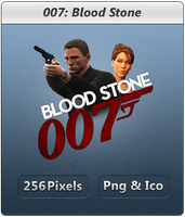 James Bond Blood Stone - Icon by Crussong