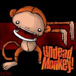 undead monkey by isip-bata
