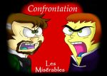 Les Miserables (Ed Edition) *Confrontation* by GabiSaKuRa