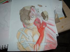Elfen lied by mylife1312