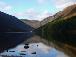Glendalough Reflection by serel