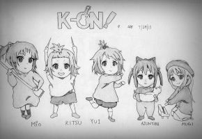 K-ON! by BetaSix