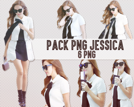 Pack PNG #121: Jessica by jimikwon2518