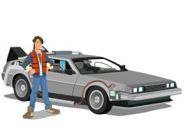 Back to the future by deeage