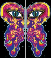 Peter Max by mery-hippie-gonzo