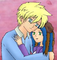 SP Couples: Butters and Jade by Avi-Ayuni