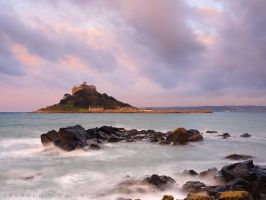 St Michael's Mount by JakeSpain
