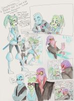 Osmosis and Thrax fan stuff by oasiswinds