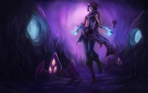 Female Malzahar by Showmeyourmoves