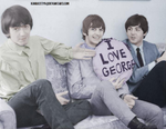 Ringo Loves George and Paul by koolkitty9